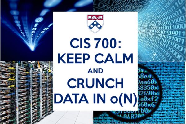 Keep calm and crunch data on o(N)